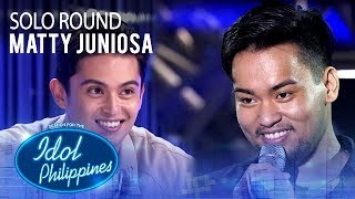 Matty Juniosa - Proud Mary | Solo Round | Idol Philippines 2019