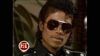 ET`s first interwiev with Michael Jackson