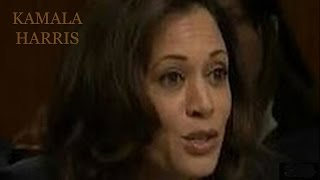 Kamala Harris Ugly Meltdown During Mike Pompeo CIA Hearing by Bad News Media