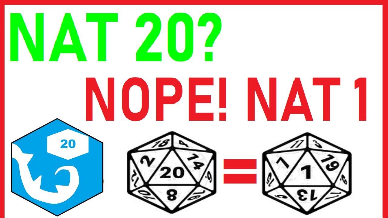 NAT 20? NOPE! NAT 1   r/rpghorrorstories