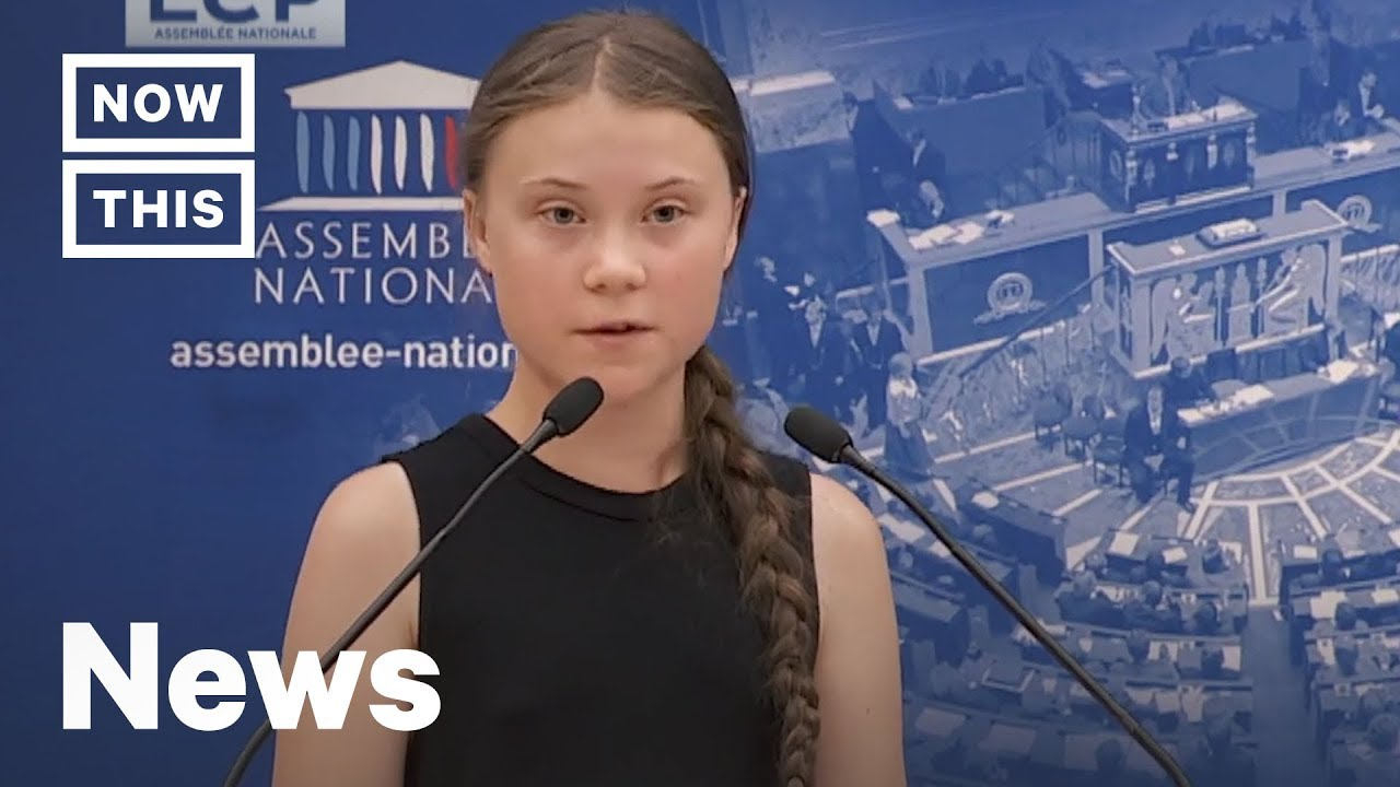 Greta Thunberg, Climate Activist, Arrives in NY With a Message for Trump