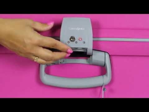 how to set tsa002 lock