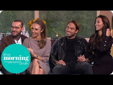 TOWIE's Pete & Megan and Lockie & Yaz Give an Update on Their Relationship Dramas | This Morning