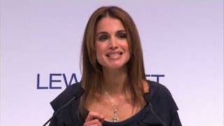 Le Web 2009: Queen Rania of Jordan