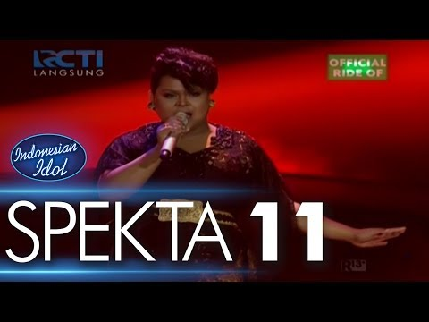 JOAN ft ALFFY REV  KHAYALAN TINGKAT TINGGI Peterpan  Spekta Show Top 5  Indonesian Idol 2018