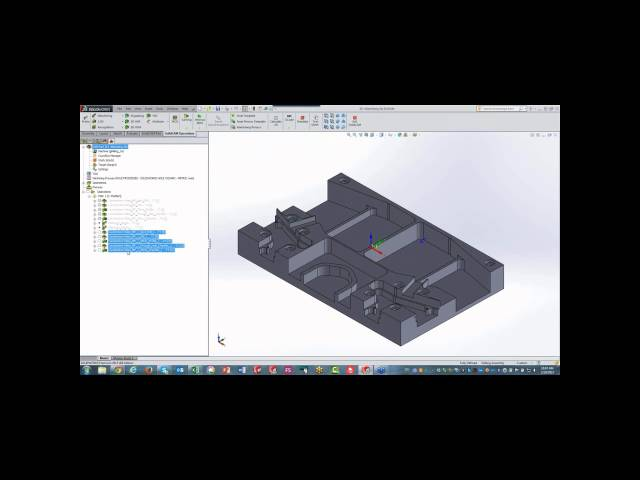 iMachining 3D for Prismatic Parts - Webinar 2