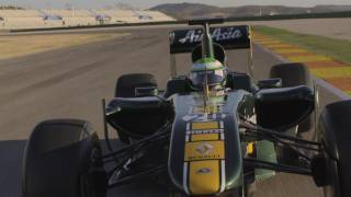 Team Lotus 2011 - Let