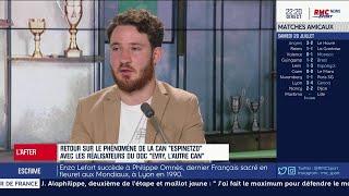 """CAN 2019 : Rencontre avec les co-réalisateurs du documentaire """"Evry, l'autre CAN"""""""