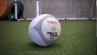 Pass n Catch Rugby Ball