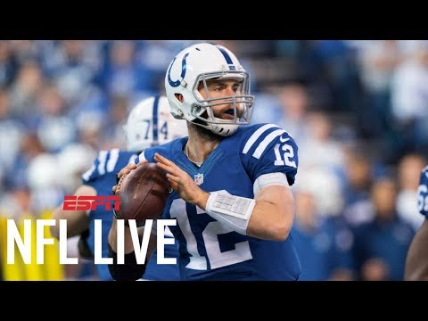 How likely is QB Andrew Luck to return to the Colts? | NFL Live | ESPN