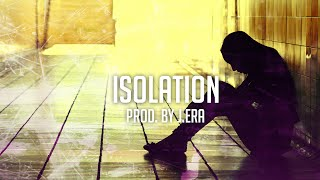 """Isolation"" Dark Sad Old School Hip Hop Beat"