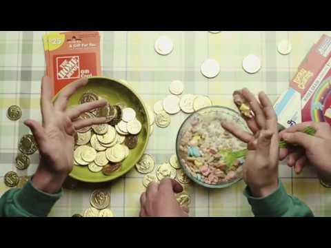 St. Patrick's Day Treasure Hunt