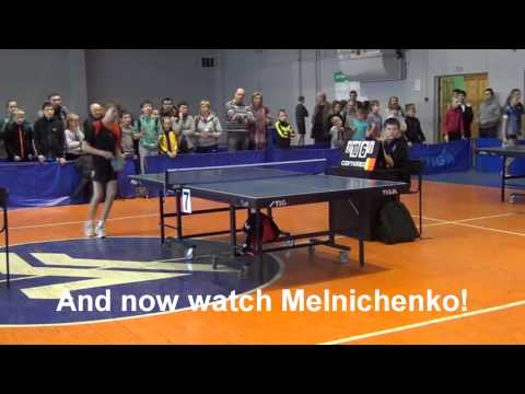 Thumbnail: Violence in Table Tennis