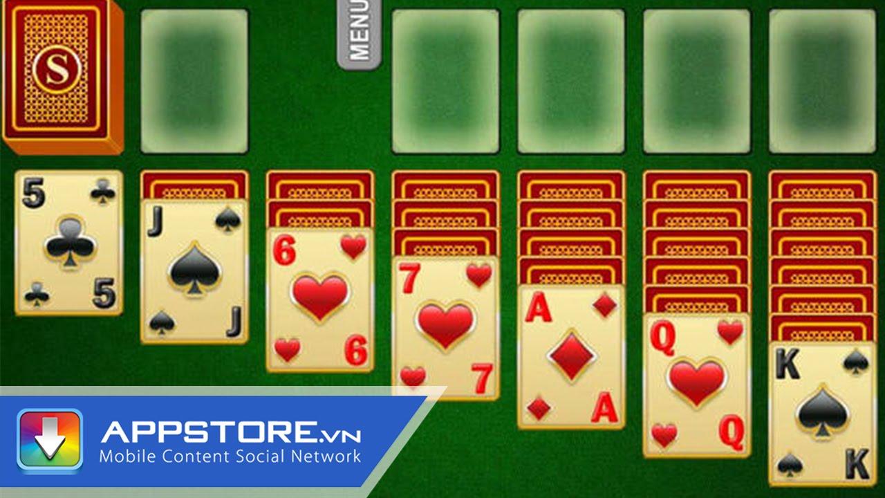 [GAME] Solitaire – Xếp bài cổ điển – AppStore.Vn