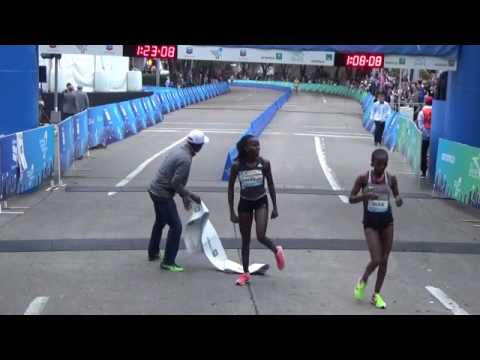 Chevron Houston Marathon & Aramco Half Marathon-2017