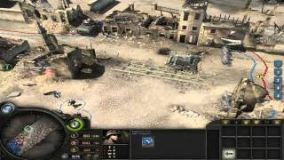 Company of Heroes, PS3 and Xbox 360