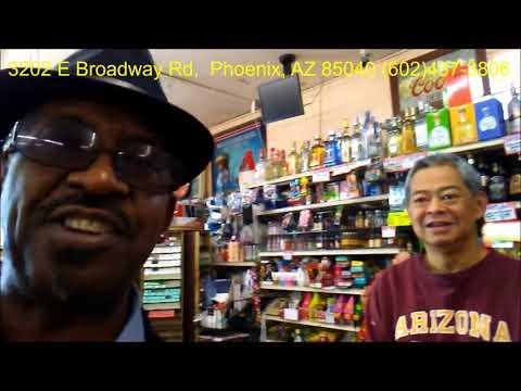 FOOD STATE MARKET PHOENIX AZ SPONSORS GOSPEL MUSICAL REVIEW