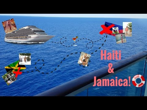 📽 The Archive Series Ep 2 - ⚓ Cruising to Haiti 🇭🇹and Jamaica 🇯🇲 🏝Royal Caribbean Spring Break