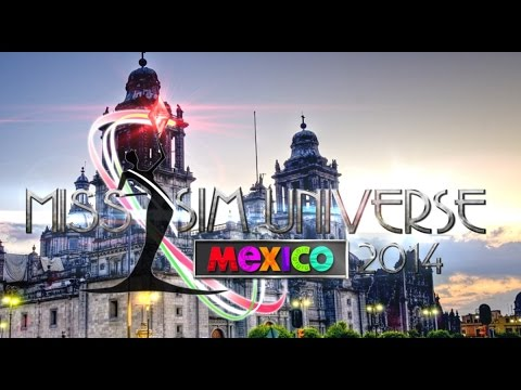 Miss Sim Universe 2014 - Opening Number