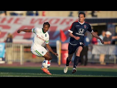 HIGHLIGHTS: Cosmos vs. Indy Eleven | April 16, 2016
