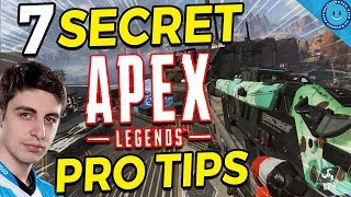 7 Secret Things SHROUD Does In Apex Legends That Most Players NEVER Do!