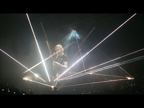 Pink Floyd's Roger Waters Us + Them 10 Feb 2018 Rod Laver Arena Melbourne