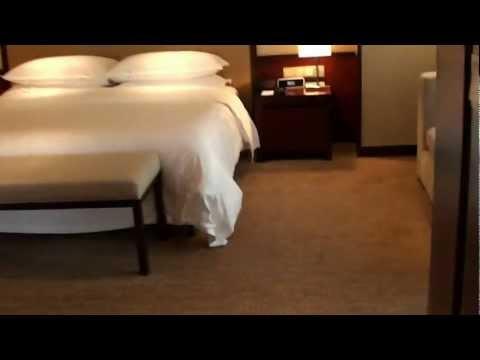 Sheraton Shanghai Hongkou Hotel, Shanghai, China - Review of a Suite 3118
