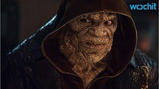 "Killer Croc Speaks His Mind In New ""Suicide Squad"" TV Spot"