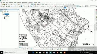 About cadastral map(moza map)
