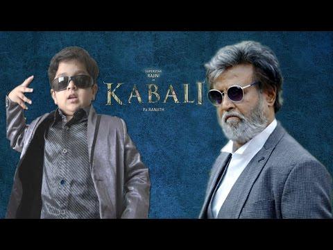 Gokul As Kabali | Kabali Spoof | Drama Juniors Telugu Contestant | Gokul Sai Videos