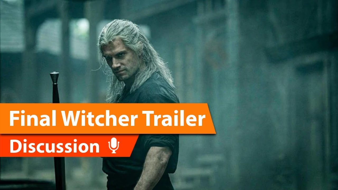Final Witcher Trailer from Netflix Thoughts & Impressions [Discussion] thumbnail