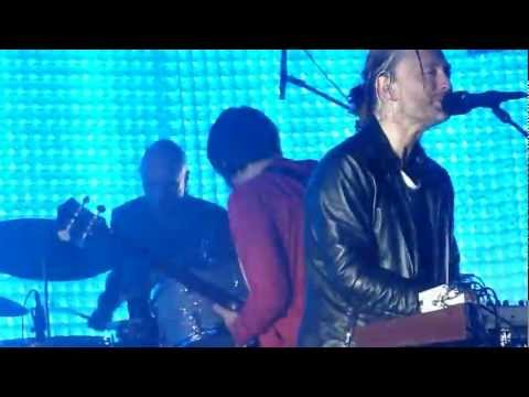 Radiohead Supercollider Santa Barbara April 12 2012