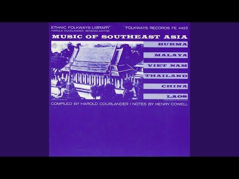 Malaya: Chinchem (Temiar Dream Song)