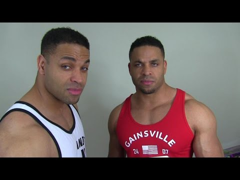 The Best Diets To Get Shredded @hodgetwins