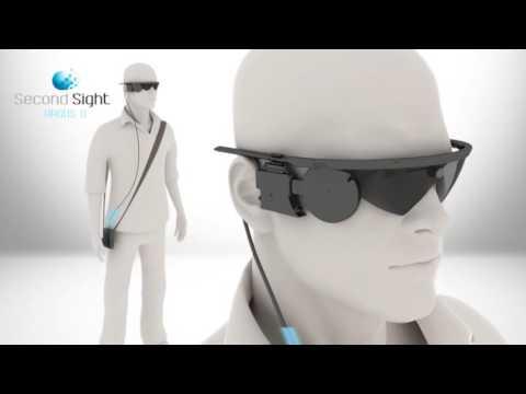 Argus II Retinal Prosthesis System Artificial Retina Bionic Eye