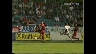 Grazer AK - Sturm Graz 1:2 (Meisterschaftsvorentscheidung 1999)