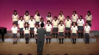 【合唱曲】 野にさく花のように ★東京多摩少年少女合唱団 2013.05