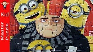 Despicable Me 3 - Gru & Minions | Ravensburger jigsaw puzzle
