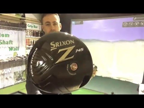 Srixon Z745 Driver Review - Rare Club!