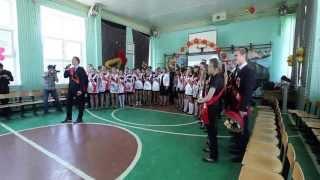 Рэпчик учителям 5 школы выпуск 2013