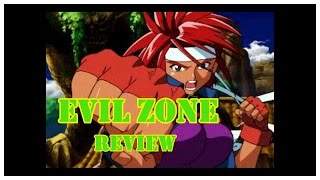 Evil Zone (PS1) review