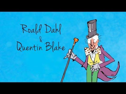 Roald Dahl & Quentin Blake Animation Homage