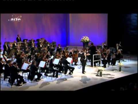 Juan Diego Florez   concert in Baden Baden 08