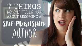 [9.82 MB] 7 Things No One Tells You About Becoming a Self-Published Author