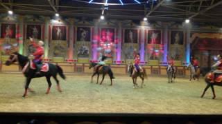 Конное Экстрим шоу в Абрау -Дюрсо Свадьба в Малиновке- экстрим трюки на лошадях