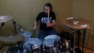 MUDVAYNE - Not Falling - Drum Cover (Felipe Drum Solo)