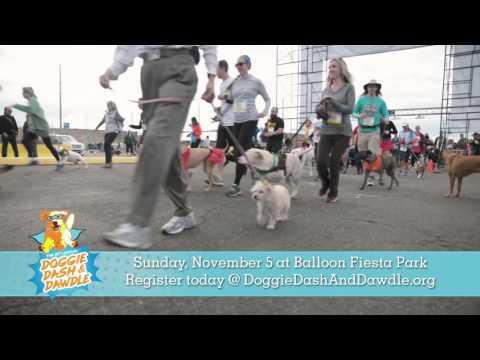 2017 Doggie Dash & Dawdle Promo
