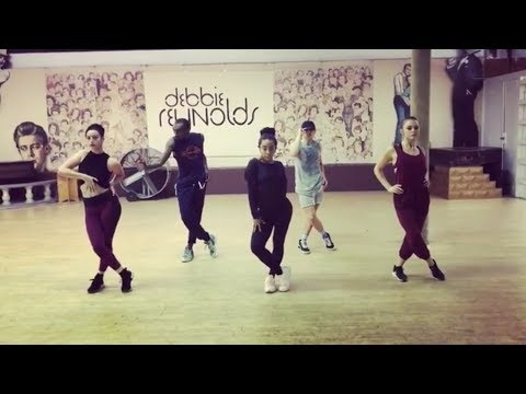 Feel It Still (Brian Friedman) choreography + Charlize Glass