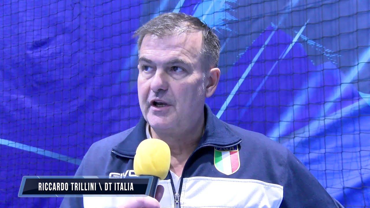 Italia in raduno a Chieti: gli azzurri aspettano la Lettonia