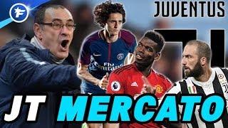 La Juventus de Sarri est prête à envoyer du lourd | Journal du Mercato